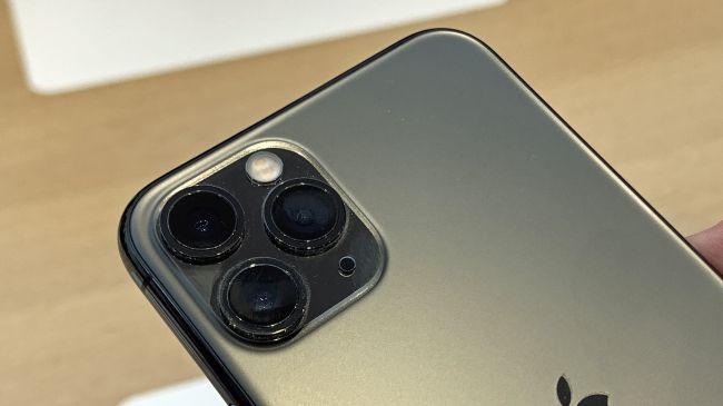 دوربین آیفون 11 پرو