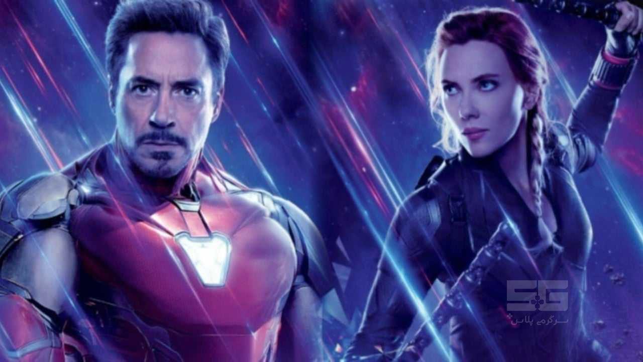 احتمال حضور Iron Man در فیلم سینمایی Black Widow