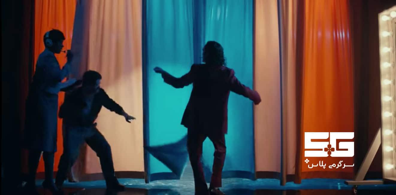 تشویق 8 دقیقه ای فیلم جوکر در جشنواره ونیز 2019