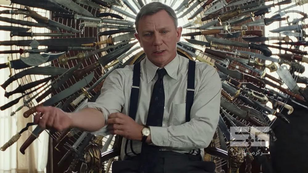 تریلر جدید فیلم Knives Out