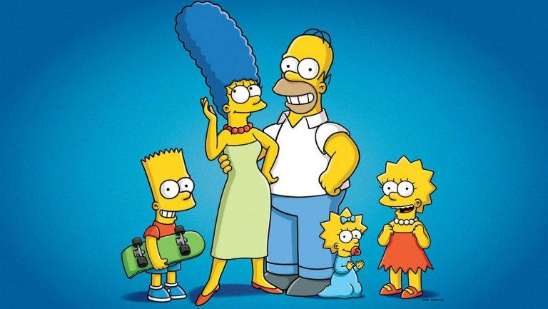 The Simpsons بهترین مجموعه انیمیشنی