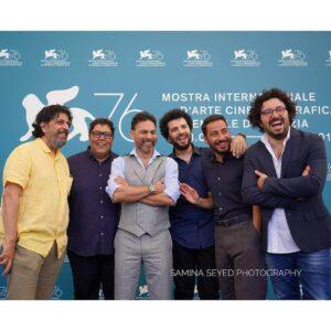 فستیوال ونیز 2019   فیلم متری شیش و نیم