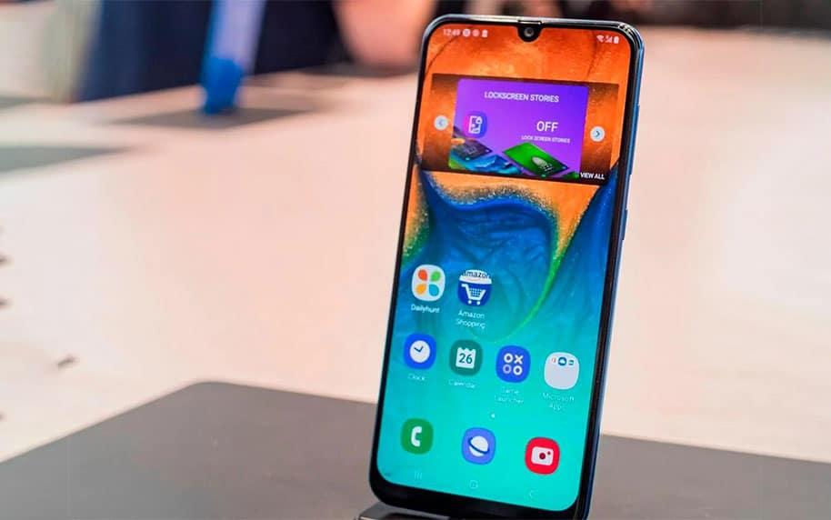 Samasung Galaxy A30