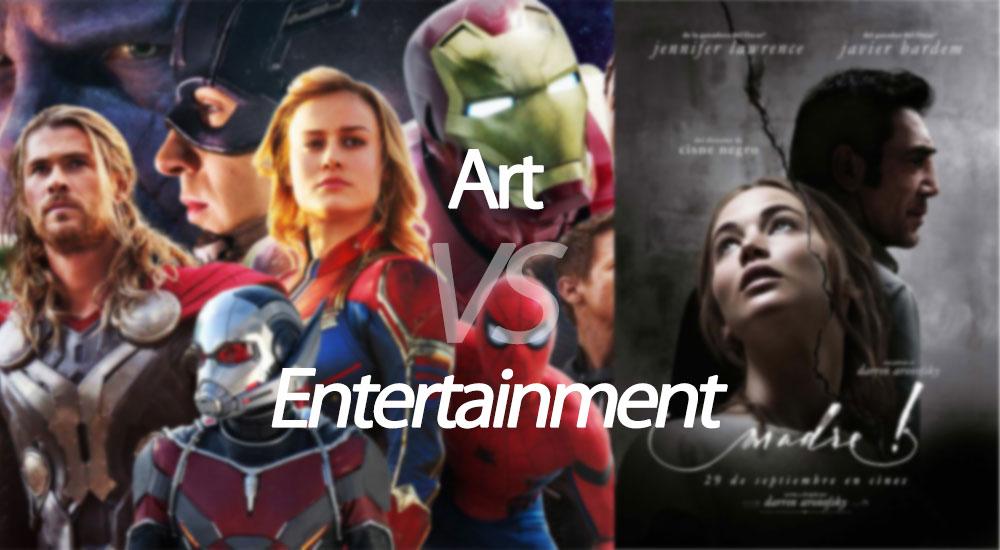 سینما چیست | هنر چیست | سینما هنری و سینمای سرگرمی