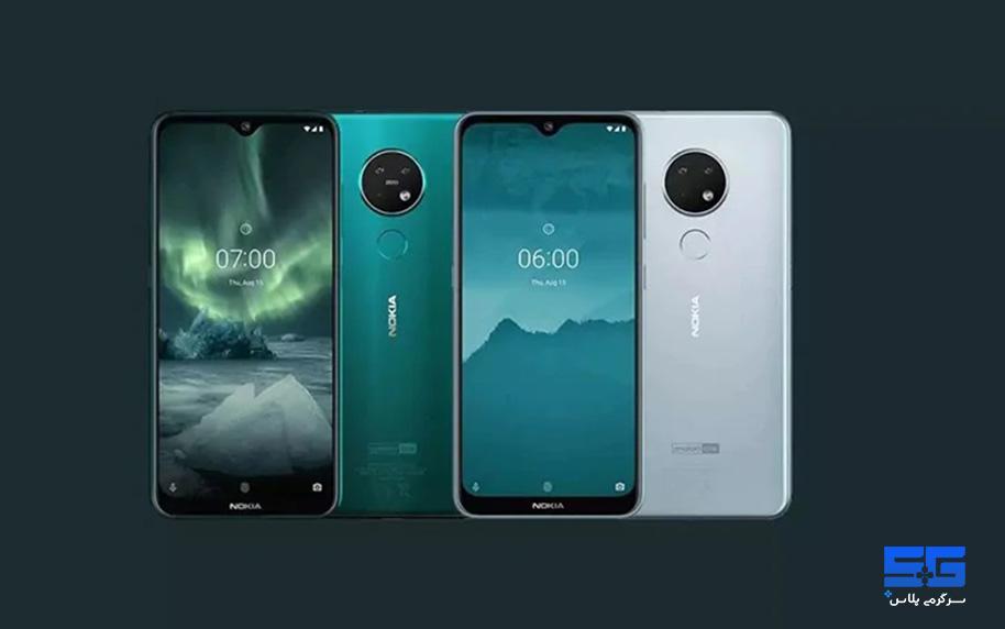 نقد و بررسی Nokia 7.2