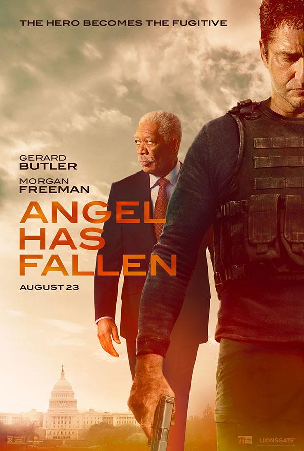 فیلم Angel has fallen