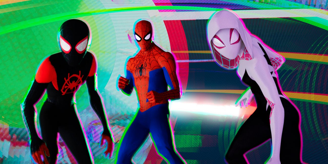 فیلم Spider-Man: Into the Spider-Verse 2