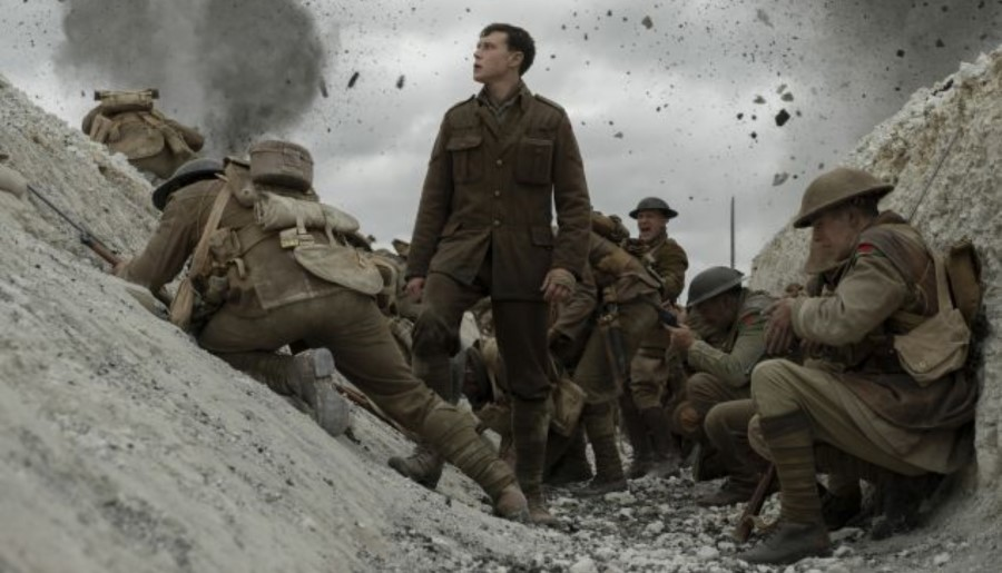 نقد فیلم 1917 : بهترین فیلم جنگی بعد از فیلم نجات سرباز رایان