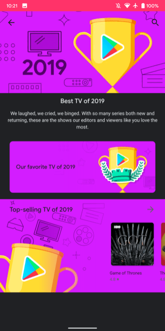 google-play-best-2019-tv