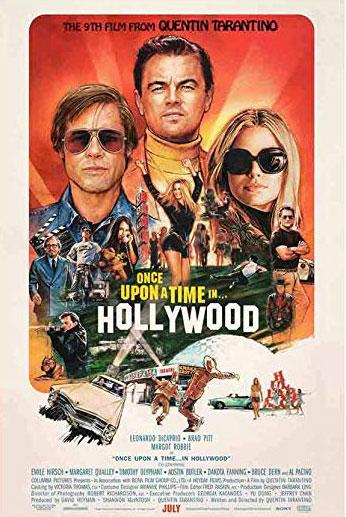 فیلم روز روزگاری در هالیوود