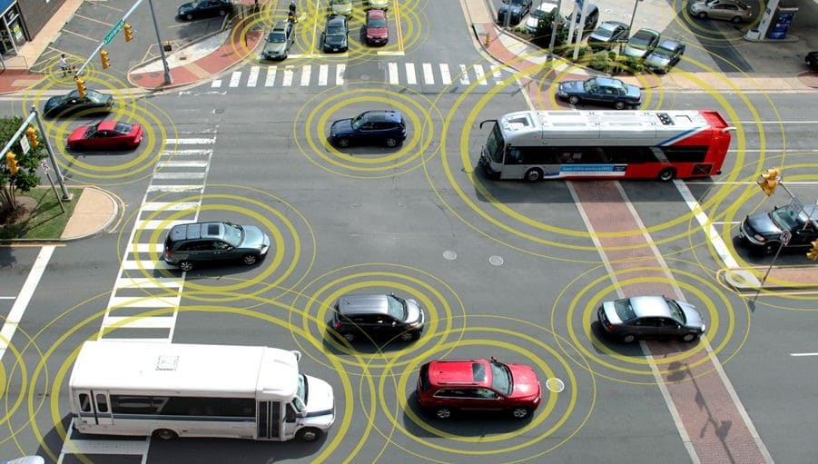 پروژه وسایل نقلیه متصل شهر Tampa برای ایمن تر کردن رانندگی