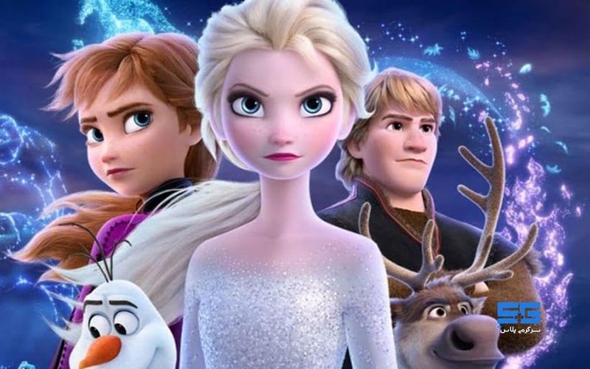 نقد انیمیشن Frozen 2 (منجمد 2 )