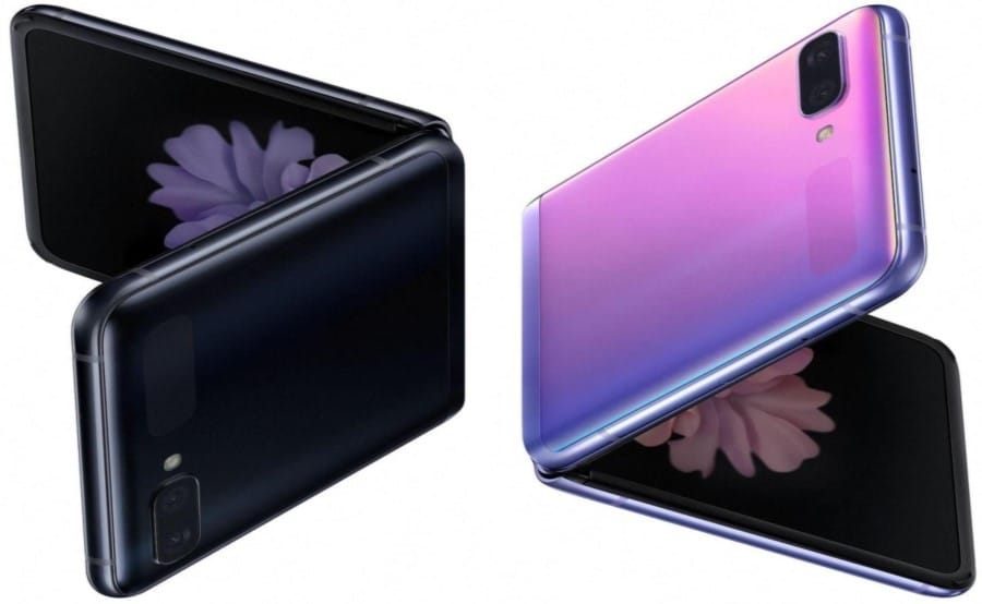 Galaxy Z Flip جدیدترین گوشی سامسونگ با صفحه نمایش شیشه ای تاشو : همه آنچه باید در مورد جانشین تازه وارد  Samsung Galaxy Fold بدانید