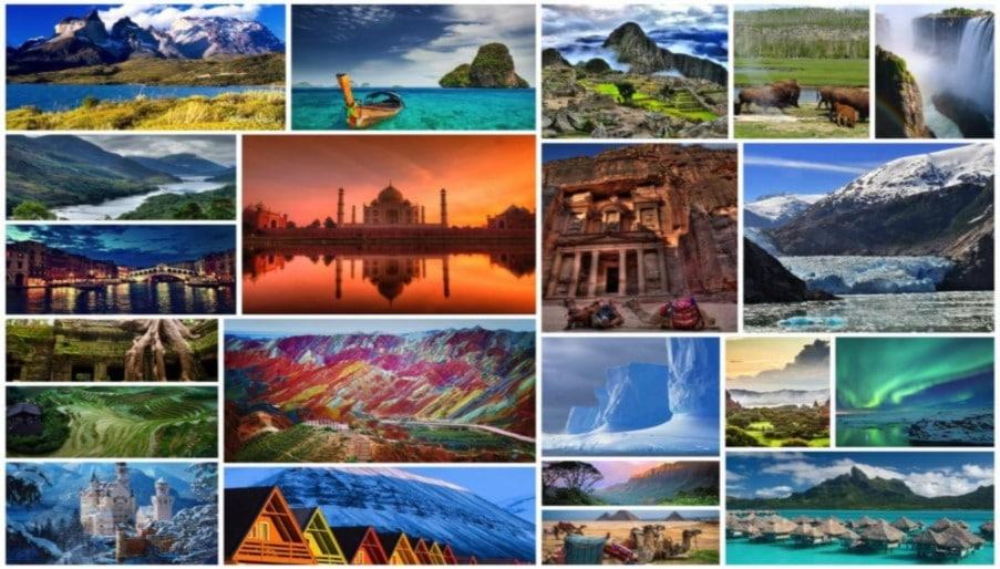 20 مکان خارق العاده که قبل از مرگ   باید به چشم دید
