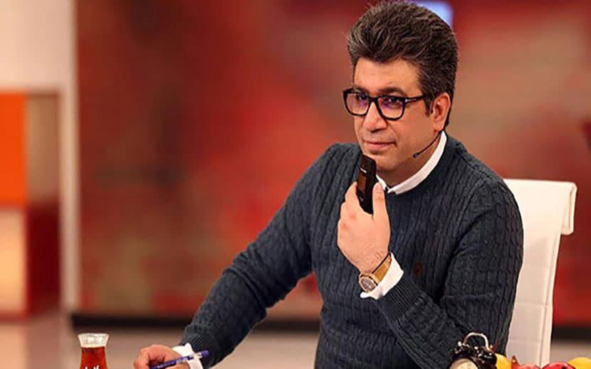 بازگشت رضا رشیدپور با برنامه شبانه «اتفاق» به تلویزیون